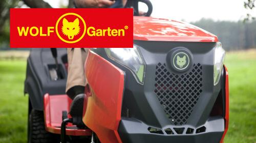 Wolf-Garten Alpha Rasentraktoren-Aufsitzmäher-EU9
