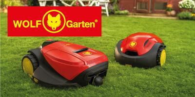 Wolf-Garten Loopo Rasenroboter