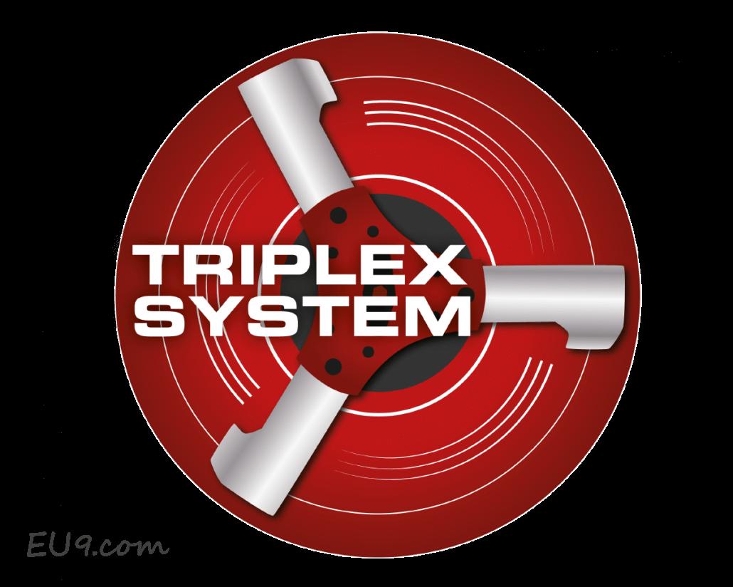 Wolf Triplex