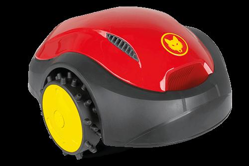 Wolf Loopo S Mini Mäheroboter-Rasenroboter EU9