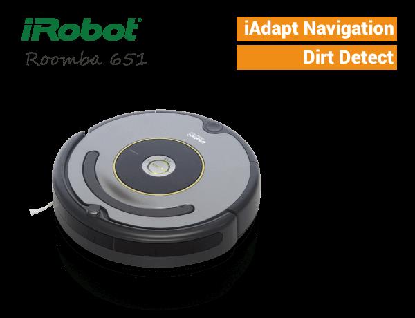 iRobot Roomba 651 Saugroboter