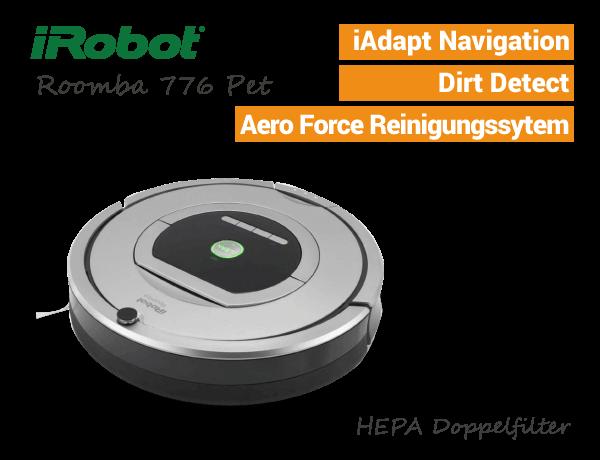 iRobot Roomba 776 Saugroboter