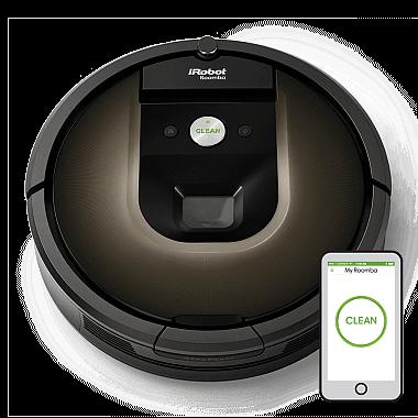 iRobot Roomba 980 WLan Saugroboter
