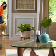 iRobot Roomba 980 WLan Saugroboter im Wohnzimmer